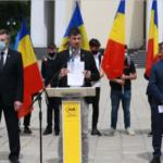 AUR denunță abuzurile și presiunile MAI și SIS în campania electorală ~ InfoPrut