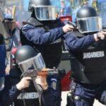 Jandarmii din România, schimb de experiență cu carabinierii de la Chișinău ~ InfoPrut