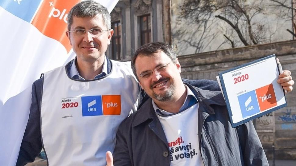 """AUDIO Cum se aranjează voturile în USRPLUS. Ghinea: """"P-ăla o să-l sun eu mâine să-i zic – ce faci, Gigele?"""" – 60m.ro"""